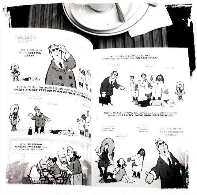 The Cartoon Introduction to Economics, Volume One: Microeconomics