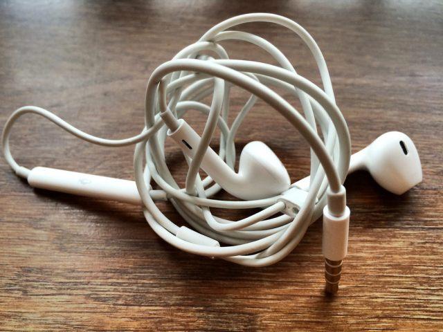 Kopfhörer von Apple