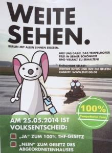 100 Prozent Tempelhofer Feld