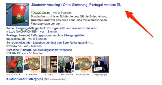 Portugal verlässt EU