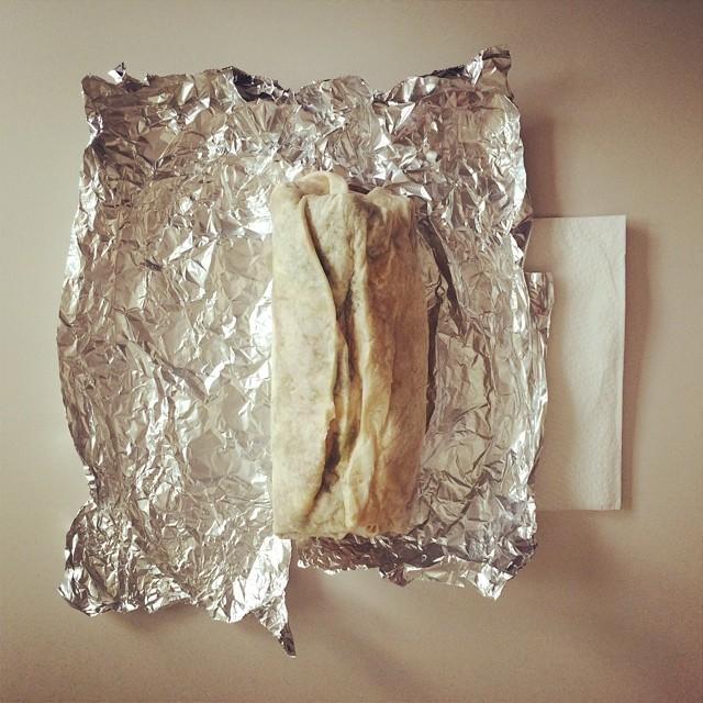 burrito veggi pancho @mishba