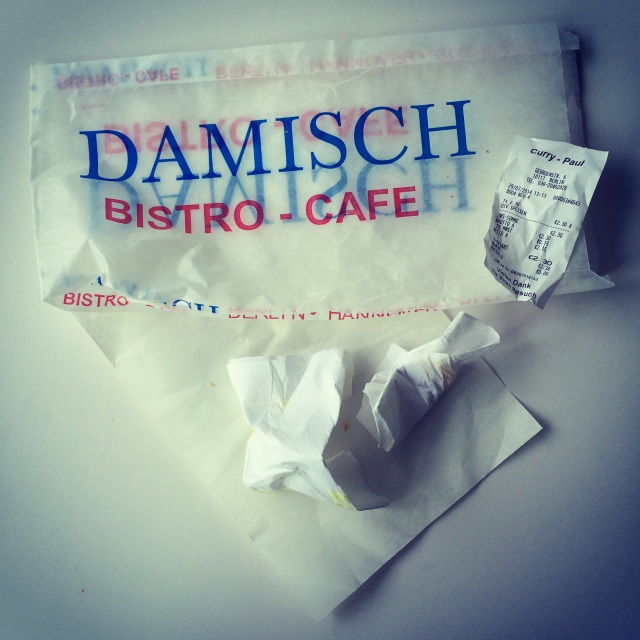 #whatisleft Leberkäse @ Damisch