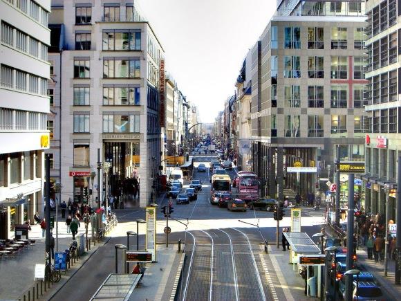 Berlin_Downtown_Friedrichstraße
