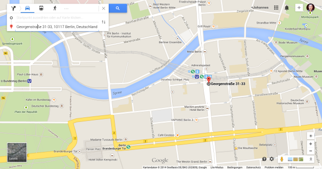 Google Maps Mishba