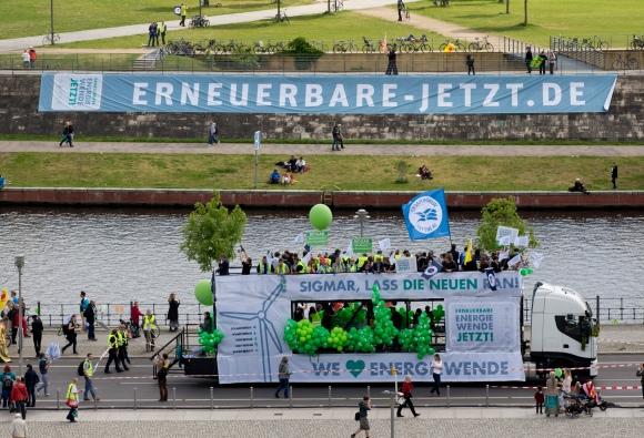Der Verband der Windradbetreiber wirbt für Subventionen