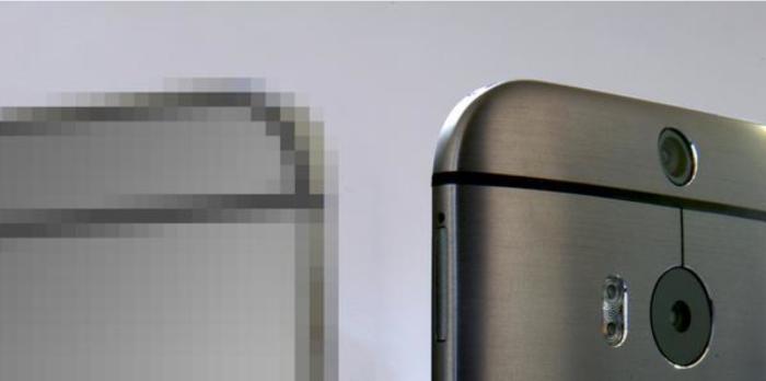 iPhone 6 vs. HTC