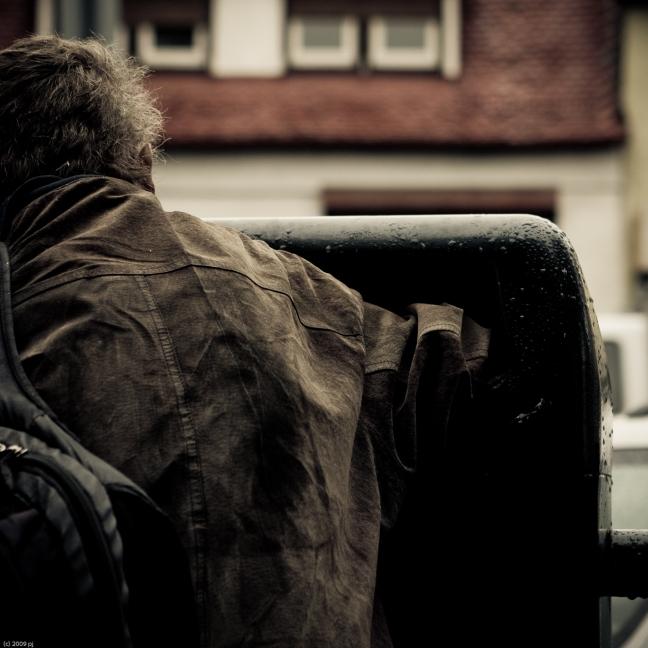 Armut gibt es in Deutschland an allen Ecken. // photo by: Peter Jakobs (CC BY-NC-ND 2.0)