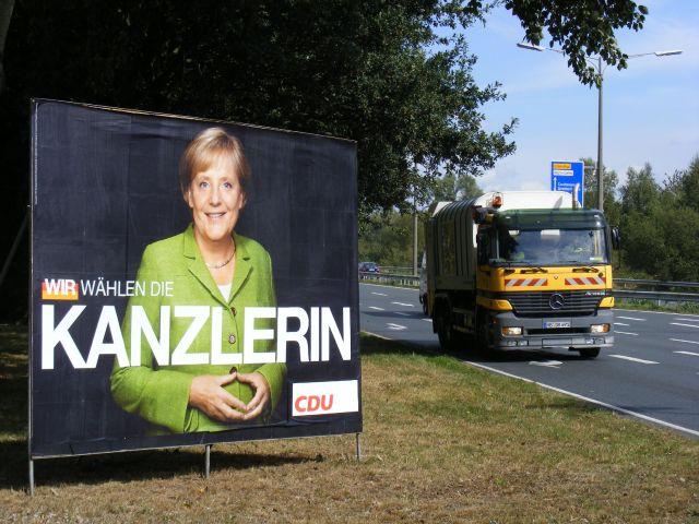 Kanzlerin seit 2005: Hat Sie dem Land Freiheit gebracht? // photo: Sludge G (CC BY-SA 2.0)