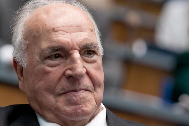 Soli-Erfinder Helmut Kohl. // photo by: KASonline (CC BY 2.0)