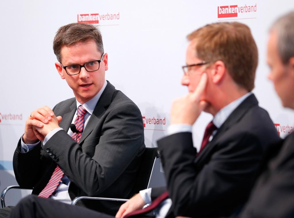 """MIT-Chef Carsten Linnemann: """"Arbeiten im Alter wird durch die Neuregelung attraktiver."""" // Foto: Bankenverband - Bundesverband deutscher Banken (CC BY-ND 2.0)"""
