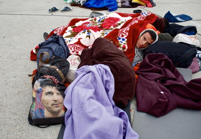 Wie werden aus Flüchtlingen Beschäftigte? // Foto: Michael Gubi (CC BY-NC 2.0)