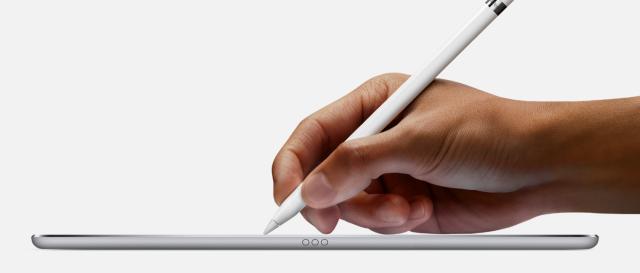 Alte meets neue Welt: Seine Gedanken mit Stift auf ein Medium zu bringen ist alt. Die Möglichkeiten, die sich damit ergeben aber waren noch nie so zahlreich. (Foto: Screenshot von Apple-Webseite)
